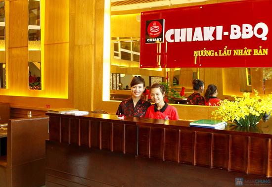 buffet Lẩu Nướng nhà hàng Chiaki - 24