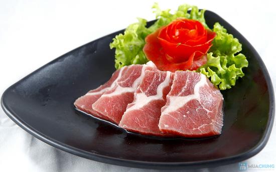 buffet Lẩu Nướng nhà hàng Chiaki - 17