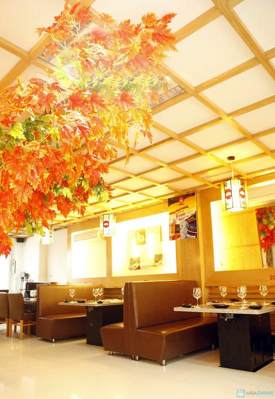 buffet Lẩu Nướng nhà hàng Chiaki - 25
