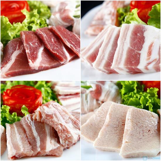buffet Lẩu Nướng nhà hàng Chiaki - 13
