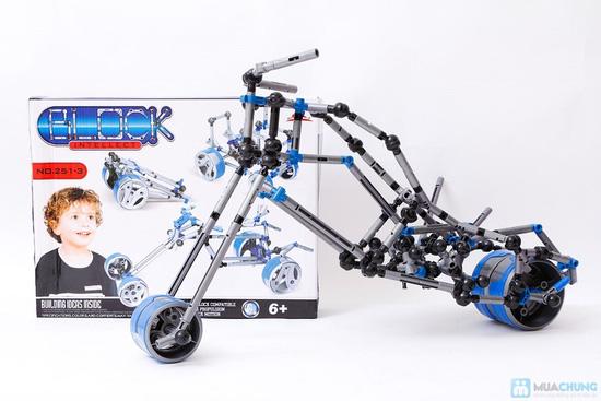 Bộ đồ chơi lắp ghép Block-No251-3 - 1
