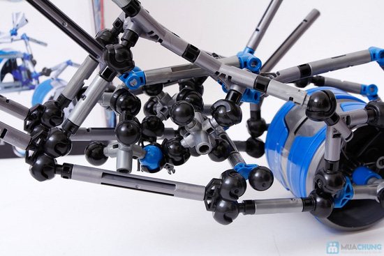Bộ đồ chơi lắp ghép Block-No251-3 - 2