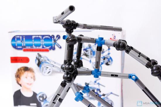 Bộ đồ chơi lắp ghép Block-No251-3 - 3