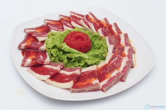 buffet Lẩu Nướng nhà hàng Chiaki - 9