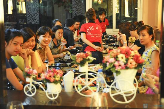 buffet Lẩu Nướng nhà hàng Chiaki - 14