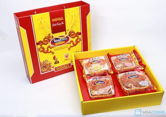 Bánh trung thu Đồng Khánh bông lúa vàng - 4