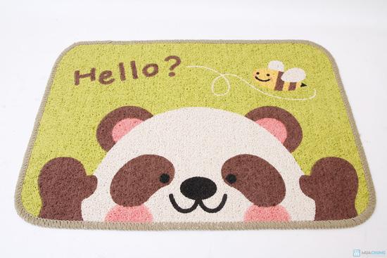 Combo 02 thảm Hello Panda & Hello Rabbit - 2