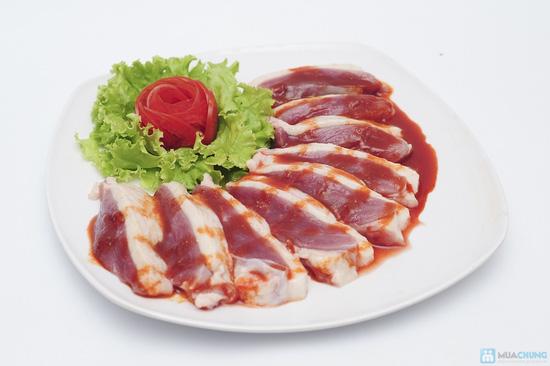 buffet Lẩu Nướng nhà hàng Chiaki - 3