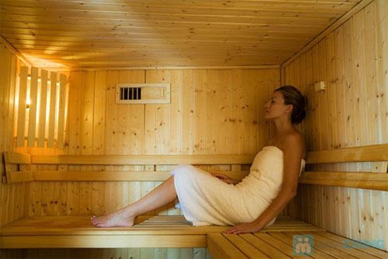 Xông hơi, massage body toàn thân tại Sofia Spa - 1