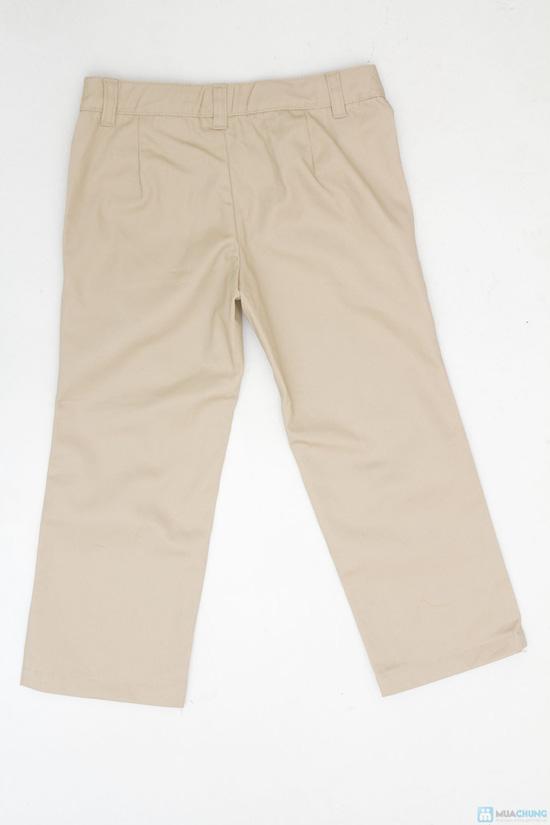 Combo 2 quần kaki cho bé trai - 3