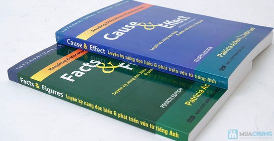 Cause & Effect + Facts & Figures. Chỉ với 64.000đ - 7