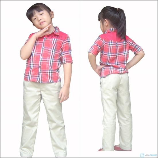 Combo 2 quần kaki thời trang cho bé  - 2