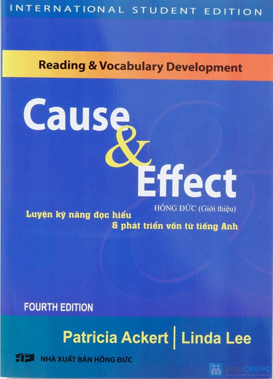 Cause & Effect + Facts & Figures. Chỉ với 64.000đ - 8