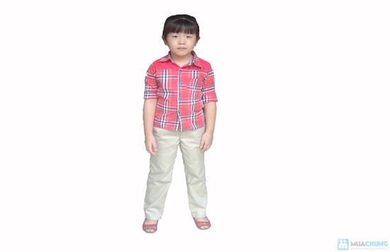 Combo 2 quần kaki thời trang cho bé  - 1