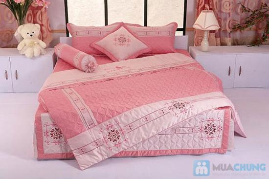 Làm ấm phòng ngủ với bộ vỏ chăn ga chần bông - 14