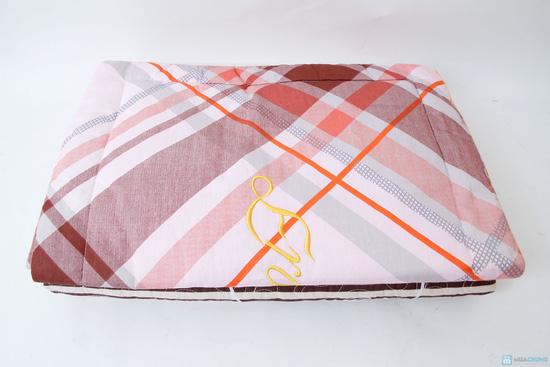 Làm ấm phòng ngủ với bộ vỏ chăn ga chần bông - 12