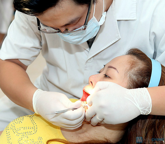 Gói lấy cao răng và đánh bóng răng tại Trung tâm chuẩn đoán y khoa VipLab - 3