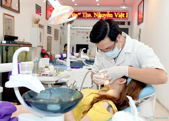 Gói lấy cao răng và đánh bóng răng tại Trung tâm chuẩn đoán y khoa VipLab - 1