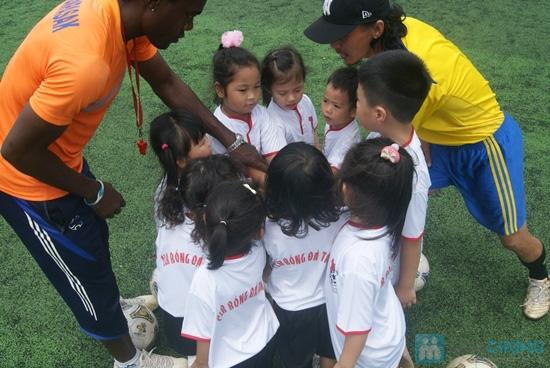 Khoá học bóng đá trẻ em 4 -15 tuổi - 3