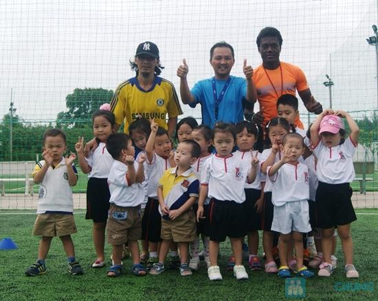 Khoá học bóng đá trẻ em 4 -15 tuổi - 2