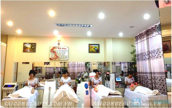 Loại bỏ da sạm đen, thô sần, lão hoá tại Sài Gòn Spa - 2