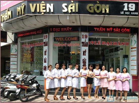 Loại bỏ da sạm đen, thô sần, lão hoá tại Sài Gòn Spa - 1