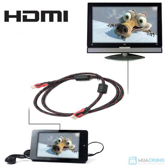 Combo Khoá chống trộm laptop & dây cáp HDMI - 6