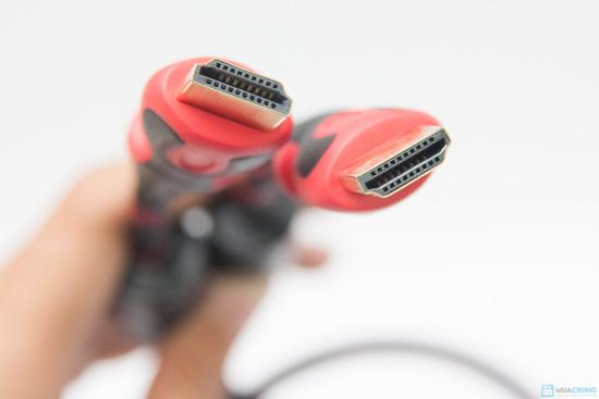 Combo Khoá chống trộm laptop & dây cáp HDMI - 5