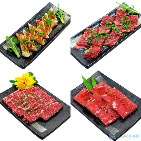 Buffet trưa Sushi hoặc Yakiniku tại Nhà hàng Ichiban - 33