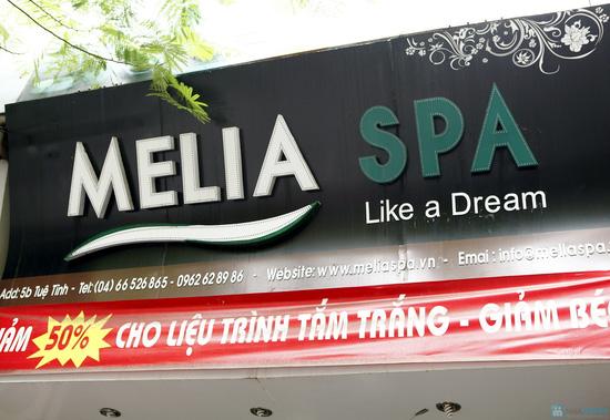 Trị mụn công nghệ Oxy Jet 3D tại Melia Spa - 6