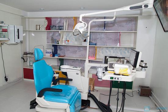 Tẩy trắng răng tại Nha Khoa Hoàn Hảo - Chỉ 380.000đ - 2