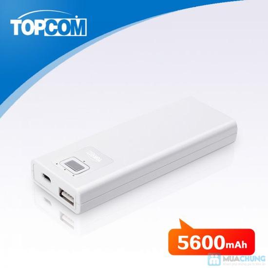 Pin sạc dự phòng Topcom G56 (dung lượng 5600mAh) - 8