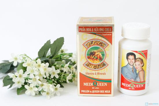TPVN : phấn hoa và sữa ong chúa - 1