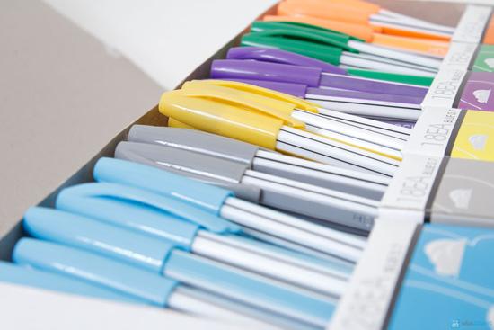 Bộ 64 bút bi sắc màu  - 7