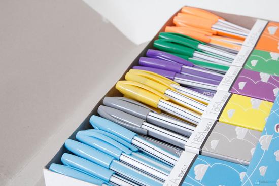 Bộ 64 bút bi sắc màu  - 1