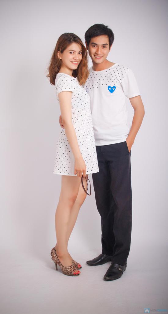 Combo thời trang cho cặp tình nhân - 2