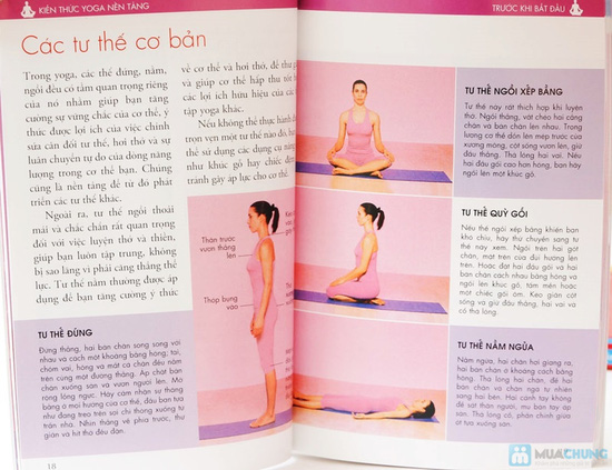 Yoga giảm stress + Yoga cho khuôn mặt đẹp. Chỉ với 90.000đ - 13