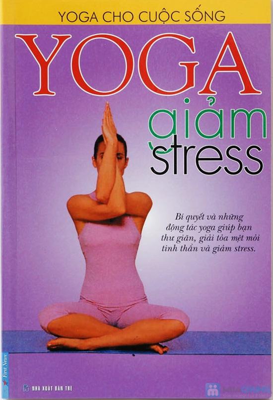 Yoga giảm stress + Yoga cho khuôn mặt đẹp. Chỉ với 90.000đ - 11
