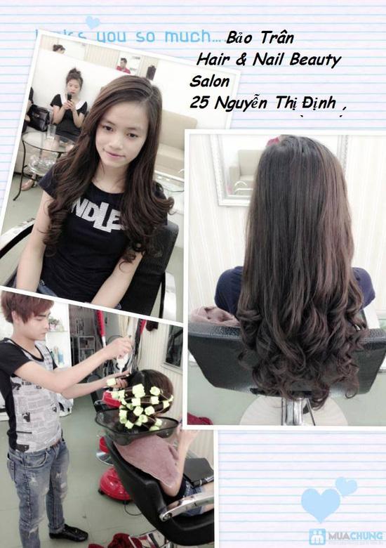 Trọn gói làm tóc tại Beauty Salon Bảo Trân  - 10