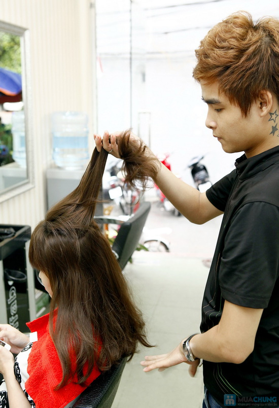 Trọn gói làm tóc tại Beauty Salon Bảo Trân  - 20