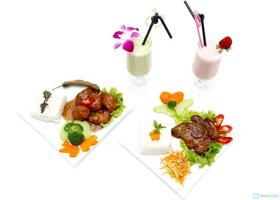 set ăn hương vị đà lạt cho 2 người tại nhà hàng maison - 4