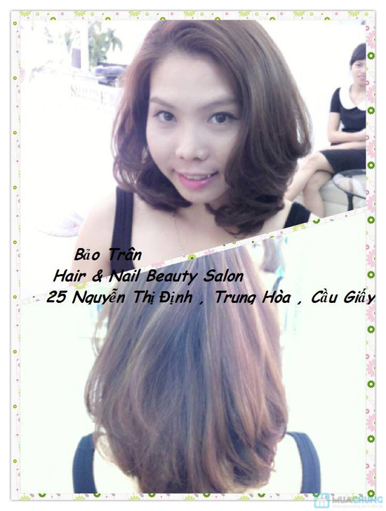 Trọn gói làm tóc tại Beauty Salon Bảo Trân  - 12