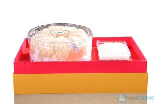 Yến thô nguyên tổ/ yến sào tinh chế loại 100gr - Yến sào Nha Trang - 6