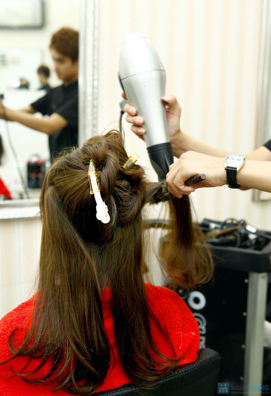 Trọn gói làm tóc tại Beauty Salon Bảo Trân  - 6