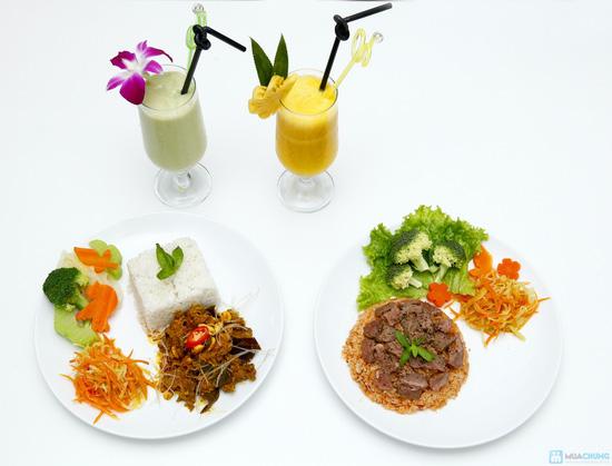 set ăn hương vị đà lạt cho 2 người tại nhà hàng maison - 1