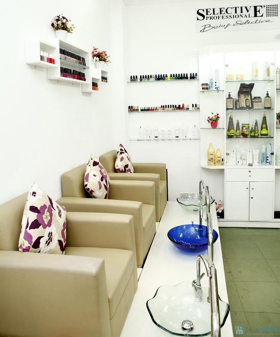 Trọn gói làm tóc tại Beauty Salon Bảo Trân  - 28