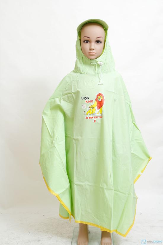 Áo mưa sơn Thủy cho bé - 4