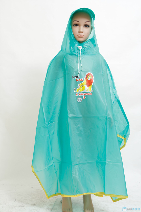 Áo mưa sơn Thủy cho bé - 2