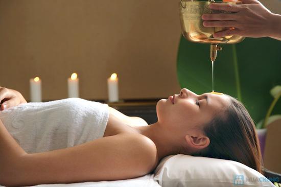 Massage giảm mỡ bụng và đắp mặt nạ Facial vitamin E tại I Love Spa & Wellness - 4