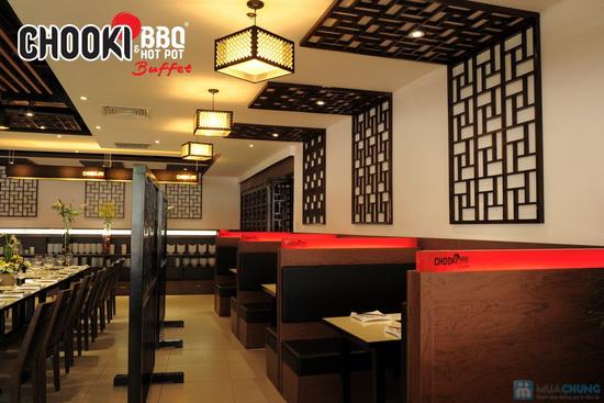 Buffet tối BBQ tại nhà hàng Shabu Kichoo - 2